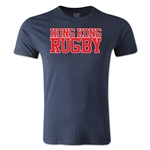 Hong Kong Supporter Rugby T-Shirt (Navy)