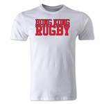 Hong Kong Supporter Rugby T-Shirt (White)