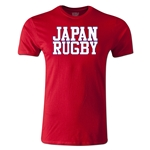 Japan Supporter Rugby T-Shirt (Red)