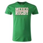 Mexico Supporter Rugby T-Shirt (Green)