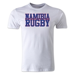 Namibia Supporter Rugby T-Shirt (White)