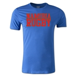 Namibia Supporter Rugby T-Shirt (Royal)