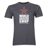 WorldSoccerShop Powered by Passion T-Shirt (Dark Grey)
