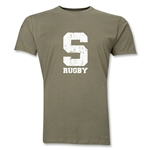 Michigan State University Rugby Premier T-Shirt (Green)