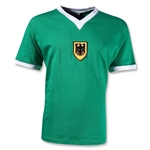 West Germany 1972 Away Soccer Jersey