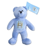 Manchester City Plush Solid Bear