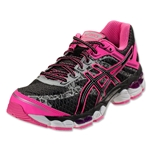 Asics Women's GEL-Cumulus 14 Lite-Show Running Shoe (Black/Onyx/Flash)