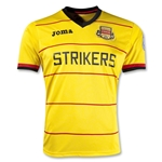 Ft. Lauderdale Strikers 2012 Away Soccer Jersey