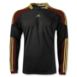 adidas FC Boulder Custom Long Sleeve Jersey (Black)
