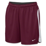 Nike Women's Elite Short (Cardnal/Wh)