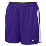 Nike Women's Elite Short (Pur/Wht)