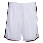 adidas FC Boulder Women's Custom Short (White)