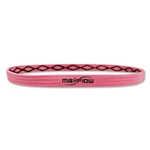 MaxFlow Sports Hairband with Grip-Pink/Black