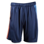 adidas Predator Training Short (Navy/Orange)