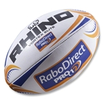 Rhino RaboDirect PRO12 Vortex Elite Match Ball