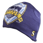 Seattle United Custom Beanie (Navy)