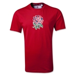 England Rugby Uglies Rose T-Shirt (Red)