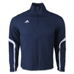 adidas Team Woven Jacket (Navy/White)