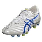 Asics DS Light X-Fly K (White/Deep Blue/Lime)