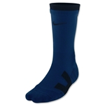 Nike Vapor Crew Sock Large (Navy/Black)
