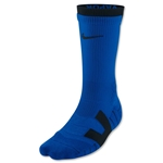Nike Vapor Crew Sock-Large (Royal)