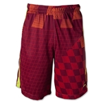 Nike Print Lacrosse Shorts 1.2 (Red)