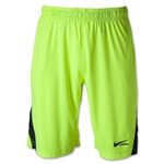 Nike Attack Lacrosse Shorts 2.1 (Neon Yello)
