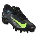 Nike Vapor Pro Low Lacrosse Cleats (Anthracite/Black/Volt)