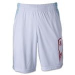 Under Armour Mr Steele N Yagurl Lacrosse Shorts (White)