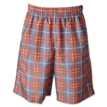 Under Armour The Rillist Lacrosse Shorts (Slv/Or)