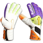 Rinat Supreme Glove (Neon Yellow/Purple)