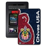 Chivas USA Kindle Fire Case