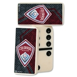 Colorado Rapids Double-Six Domino Set