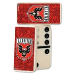 DC United Double-Six Domino Set