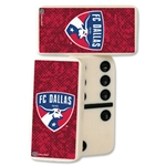 FC Dallas Double-Six Domino Set