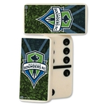 Seattle Sounders Double-Six Domino Set
