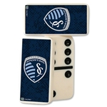 Sporting Kansas City Double-Six Domino Set