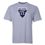 Rugby Iowa Performance T-Shirt (Gray)