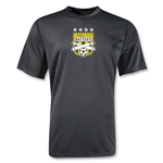 Charleston Battery Moisture Wicking Poly T-Shirt (Black)