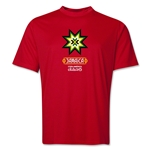 Jamaica Copa America 2015 Banderas Training T-Shirt (Red)