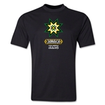 Jamaica Copa America 2015 Banderas Training T-Shirt (Black)