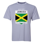 Jamaica Copa America 2015 Shield Training T-Shirt (Grey)