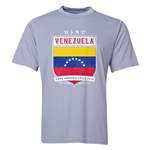 Venezuela Copa America 2015 Shield Training T-Shirt (Grey)