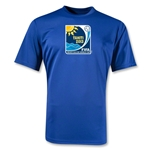 FIFA Beach World Cup 2013 Performance Emblem T-Shirt (Royal)