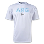 Argentina 2014 FIFA World Cup Brazil(TM) Men's Elements Training T-Shirt (White)