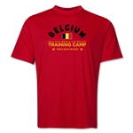 Belgium 2014 FIFA World Cup Brazil(TM) Men's Training Camp T-Shirt (Red)