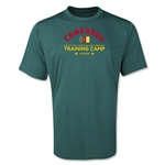 Cameroon 2014 FIFA World Cup Brazil(TM) Men's Training Camp T-Shirt (Dark Green)