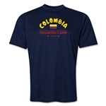 Colombia 2014 FIFA World Cup Brazil(TM) Men's Training Camp T-Shirt (Navy)