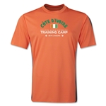 Cote d'Ivoire 2014 FIFA World Cup Brazil(TM) Men's Training Camp T-Shirt (Orange)