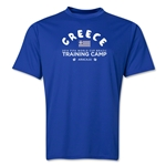 Greece 2014 FIFA World Cup Brazil(TM) Men's Training Camp T-Shirt (Royal)